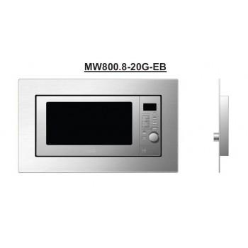 PKM Einbau-Mikrowelle MW800.8-20G-EB