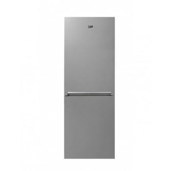 BEKO Stand-Kühl- und Gefrierschrank RCNA340K30X