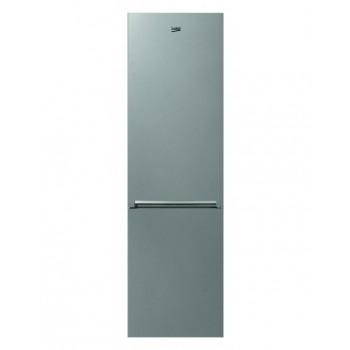 Beko Stand-Kühl- und Gefrierschrank RCSA340K30X