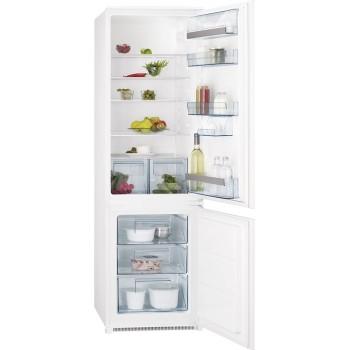 AEG Einbau-Kühl- und Gefrierschrank SCS61800S1