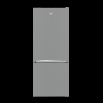 BEKO Stand-Kühl- und Gefrierschrank RCNE480K30XP