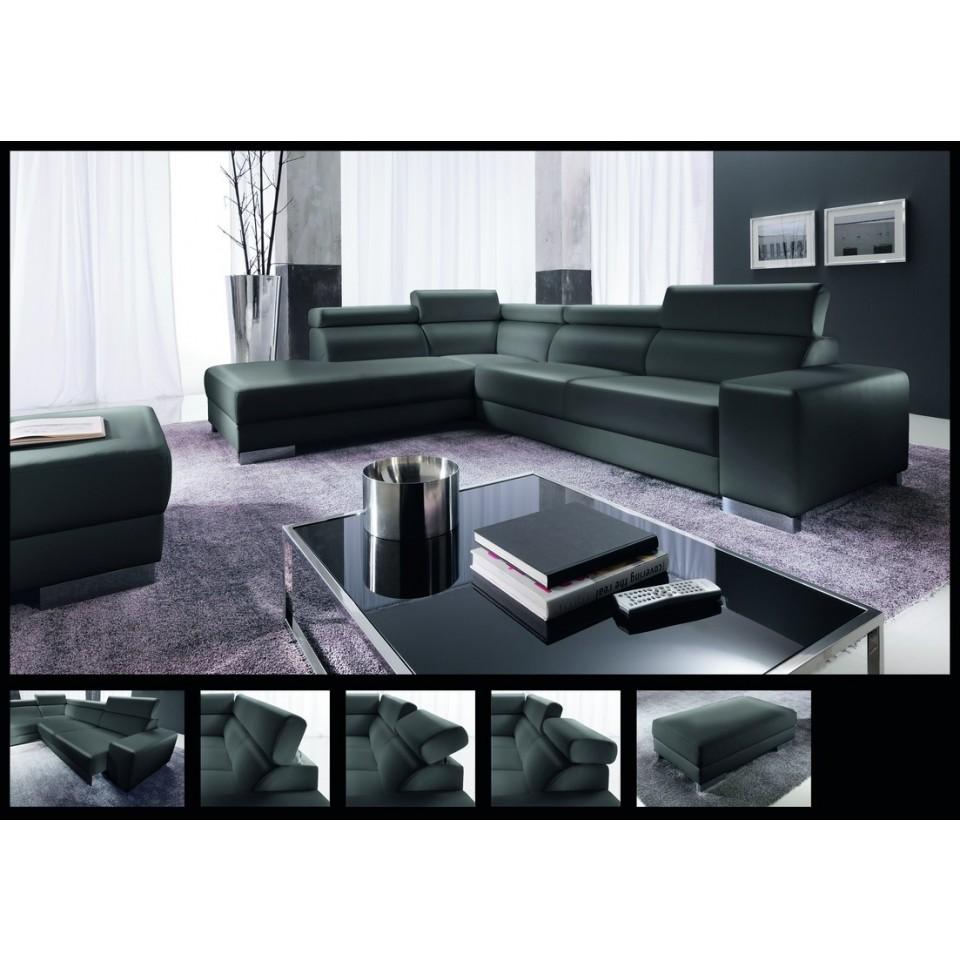 Couch Wohnlandschaft Paradise Stilecht Polstermobel Systemgarnituren