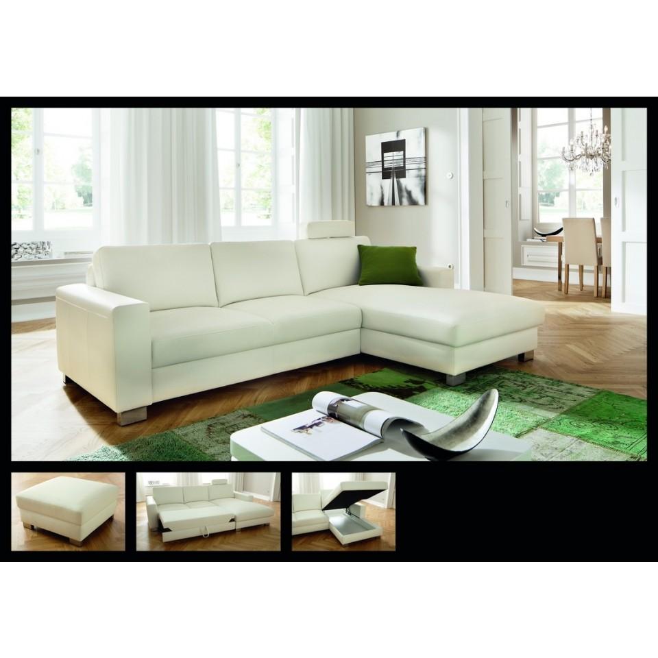 Couch Wohnlandschaft Saratoga Stilecht Polstermobel Systemgarnituren