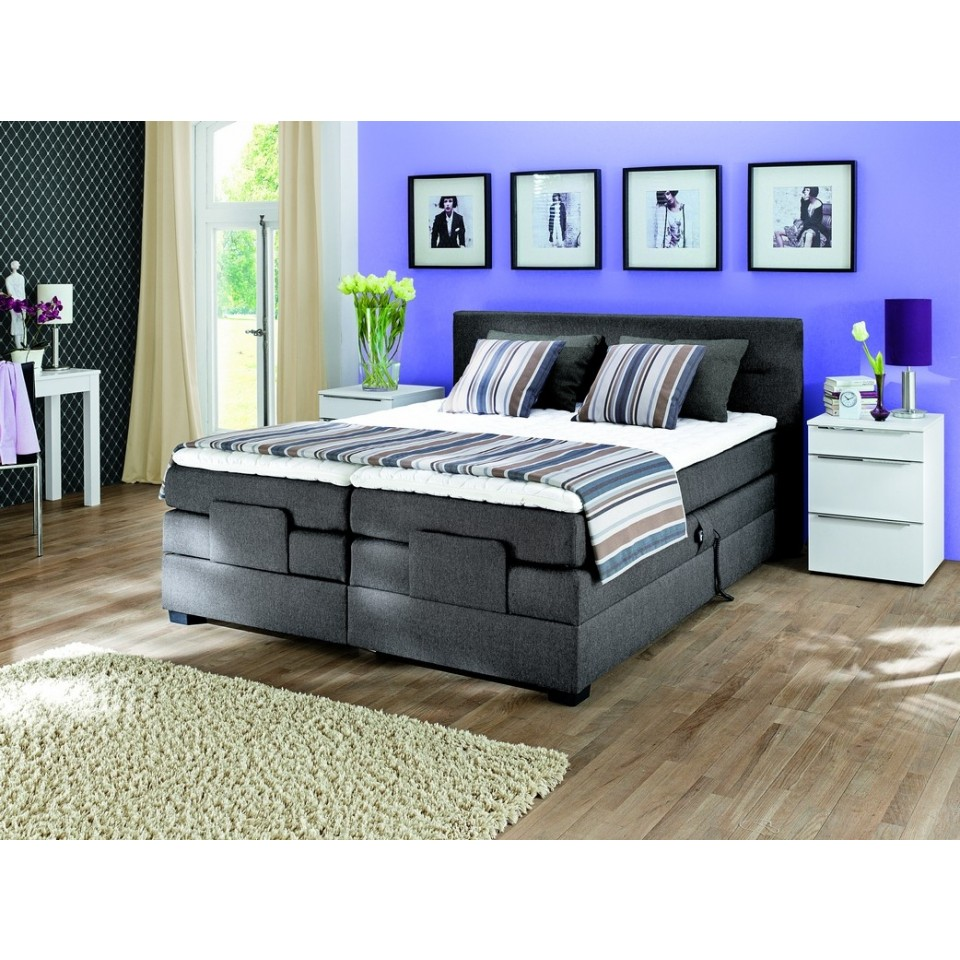 boxspringbett belcanto belcanto polsterbett mit kopfteil stabiles polsterbett boxspring. Black Bedroom Furniture Sets. Home Design Ideas