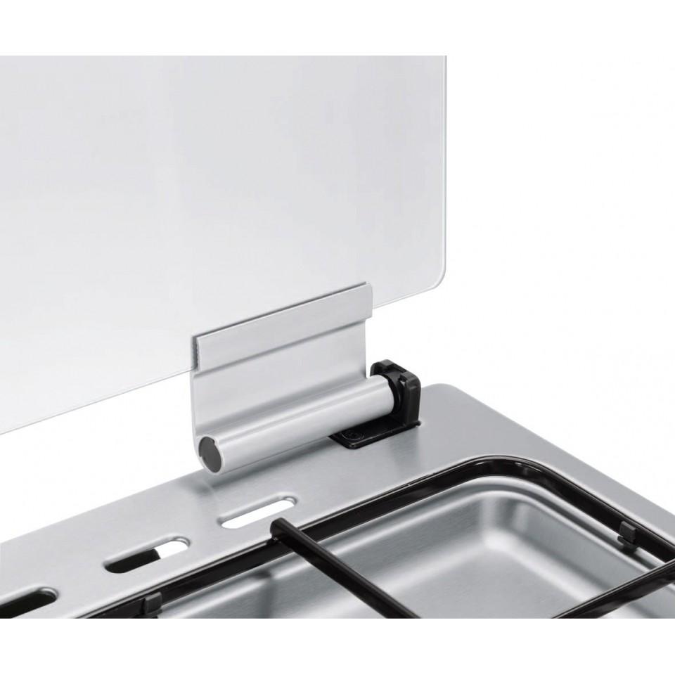 oranier 4 kochstellenbrenner gasherd 60 cm gasbackofen gasbackofen mit elektrogrill fz 1466. Black Bedroom Furniture Sets. Home Design Ideas